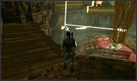Nast�pnie zbli� si� do niej i skorzystaj z klucza by odblokowa� tajne przej�cie - Rozdzia� 9 �cie�ka �wiat�o�ci - Opis przej�cia - Uncharted 2: Among Thieves - poradnik do gry