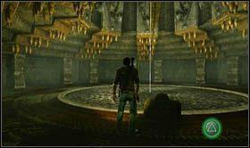 Skieruj si� do ust i zejd� do ukrytej sali [sekret 3] - Rozdzia� 9 �cie�ka �wiat�o�ci - Opis przej�cia - Uncharted 2: Among Thieves - poradnik do gry