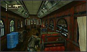 4 - Rozdział 13 Lokomotywa - Opis przejścia - Uncharted 2: Among Thieves - poradnik do gry