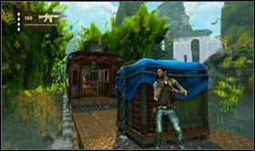 6 - Rozdział 13 Lokomotywa - Opis przejścia - Uncharted 2: Among Thieves - poradnik do gry