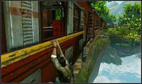 7 - Rozdział 13 Lokomotywa - Opis przejścia - Uncharted 2: Among Thieves - poradnik do gry