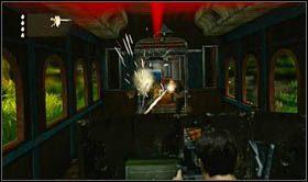 8 - Rozdział 13 Lokomotywa - Opis przejścia - Uncharted 2: Among Thieves - poradnik do gry