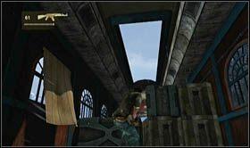 dotrzeć do zamkniętego wagonu - Rozdział 14 Światełko na końcu tunelu - Opis przejścia - Uncharted 2: Among Thieves - poradnik do gry