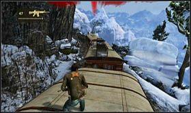 5 - Rozdział 14 Światełko na końcu tunelu - Opis przejścia - Uncharted 2: Among Thieves - poradnik do gry