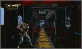 Stając na równe nogi zostaniesz natychmiast zaatakowany - Rozdział 14 Światełko na końcu tunelu - Opis przejścia - Uncharted 2: Among Thieves - poradnik do gry