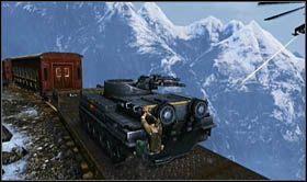 8 - Rozdział 14 Światełko na końcu tunelu - Opis przejścia - Uncharted 2: Among Thieves - poradnik do gry