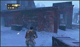 O pojawiających się posiłkach informować będzie sama gra, dając Ci możliwość wciśnięcia górnej strzałki, pokazując tym samym miejsce pojawiania się oponentów - Rozdział 15 Katastrofa kolejowa - Opis przejścia - Uncharted 2: Among Thieves - poradnik do gry