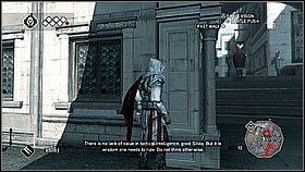 Ruszamy za wrogami i wynajmujemy kr�c�cych si� tu z�odziei - Sekwencja 8 (1) - Fabu�a - Assassins Creed II - PS3 - poradnik do gry
