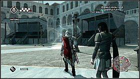 Rozmawiamy z Rose - Sekwencja 8 (1) - Fabu�a - Assassins Creed II - PS3 - poradnik do gry