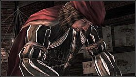 Pukamy do Leonardo [1] i rozmawiamy z przyjacielem - Sekwencja 9 (1) - Fabu�a - Assassins Creed II - PS3 - poradnik do gry