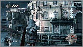 W tym kr�tkim rozdziale po�wiczymy u�ywanie pistoletu - Sekwencja 9 (1) - Fabu�a - Assassins Creed II - PS3 - poradnik do gry