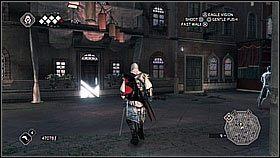 Musimy szybko pochwyci� uciekaj�cego morderc� - Sekwencja 9 (1) - Fabu�a - Assassins Creed II - PS3 - poradnik do gry