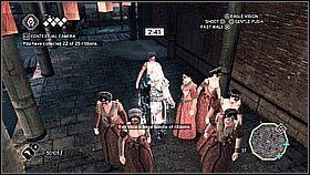 Pierwsza jest tu� ko�o nas - nad rzek� - Sekwencja 9 (1) - Fabu�a - Assassins Creed II - PS3 - poradnik do gry