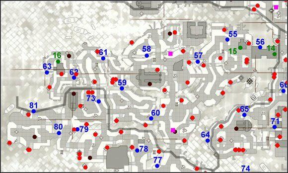1 - Wenecja - Miasta - Mapy ogólne - Assassins Creed II - PS3 - poradnik do gry