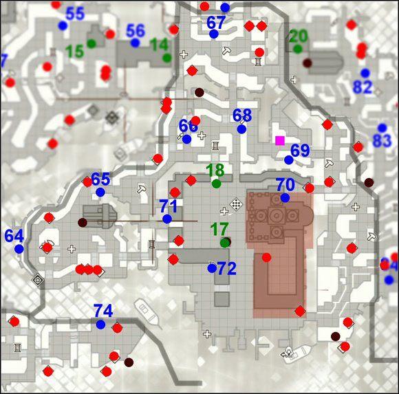 2 - Wenecja - Miasta - Mapy og�lne - Assassins Creed II - PS3 - poradnik do gry
