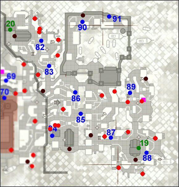 4 - Wenecja - Miasta - Mapy ogólne - Assassins Creed II - PS3 - poradnik do gry