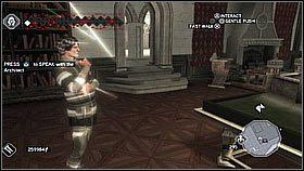 1 - Architekt - Ekonomia, sprz�t i walka - Assassins Creed II - PS3 - poradnik do gry