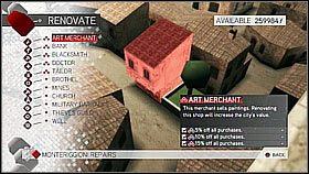 Architekt znajduje się w pokoju ze skrzynią i Klaudią - Architekt - Ekonomia, sprzęt i walka - Assassins Creed II - PS3 - poradnik do gry