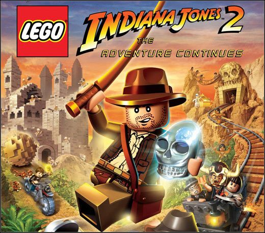 Poradnik do gry LEGO Indiana Jones 2: The Adventure Continues zawiera