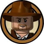 Indiana Jones - Postacie - Kryszta�owa Czaszka Akt I - LEGO Indiana Jones 2: The Adventure Continues - poradnik do gry