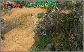 1 - Draka w lesie deszczowym - Kryszta�owa Czaszka Akt II - LEGO Indiana Jones 2: The Adventure Continues - poradnik do gry