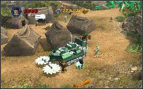 2 - Draka w lesie deszczowym - Kryształowa Czaszka Akt II - LEGO Indiana Jones 2: The Adventure Continues - poradnik do gry