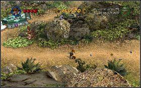 3 - Draka w lesie deszczowym - Kryszta�owa Czaszka Akt II - LEGO Indiana Jones 2: The Adventure Continues - poradnik do gry