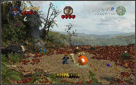 Czeka cię tutaj walka z Dowczenką - Pojedynek z Dowczenką - Kryształowa Czaszka Akt II - LEGO Indiana Jones 2: The Adventure Continues - poradnik do gry