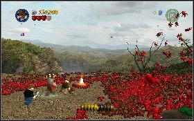 4 - Pojedynek z Dowczenką - Kryształowa Czaszka Akt II - LEGO Indiana Jones 2: The Adventure Continues - poradnik do gry