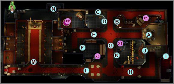 Aby iść dalej musisz najpierw dezaktywować cztery pułapki za pomocą czterech kluczy, które są schowane w tej lokacji - [Zadania - Chiny] - cz. 6 - The Sims 3: Wymarzone Podróże - poradnik do gry