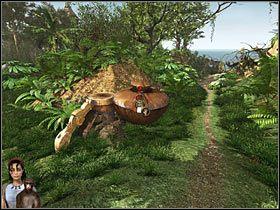 3 - Rozdział drugi (2) - Opis przejścia - Return to Mysterious Island 2 - poradnik do gry