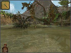 4 - Rozdział trzeci (1) - Opis przejścia - Return to Mysterious Island 2 - poradnik do gry