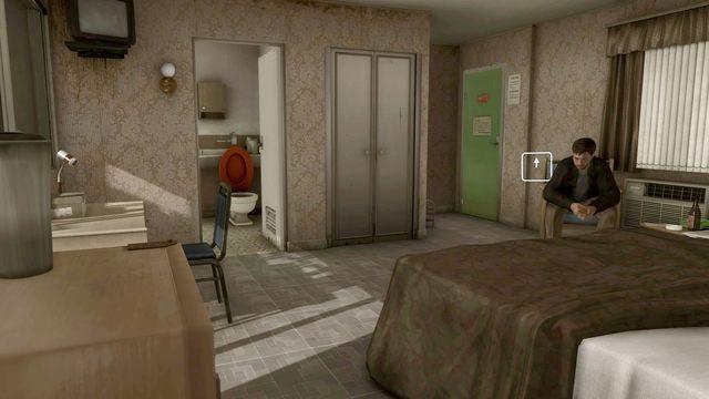 Jest to kr�tka scena po zako�czeniu dzia�a� na Stacji Lexington - Motel (The Motel) - Opis przej�cia - Heavy Rain - opis przej�cia, wszystkie 17 zako�cze� - poradnik do gry