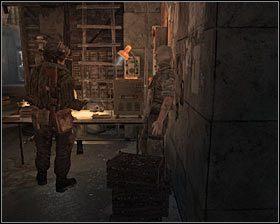 5 - Market* - Opis przejścia - Rozdział 2 - Metro 2033 - poradnik do gry