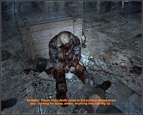 1 - Dead City 1* (1) - Opis przejścia - Rozdział 2 - Metro 2033 - poradnik do gry