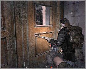 Zignoruj uciekającą bestię, bo nie musisz jej atakować - Dead City 1* (1) - Opis przejścia - Rozdział 2 - Metro 2033 - poradnik do gry