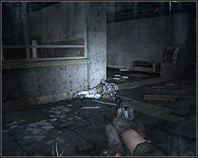 5 - Dead City 1* (1) - Opis przejścia - Rozdział 2 - Metro 2033 - poradnik do gry
