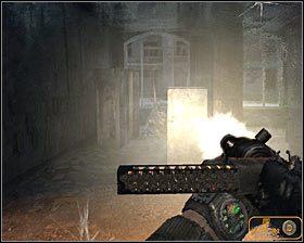 5 - Dead City 1* (2) - Opis przejścia - Rozdział 2 - Metro 2033 - poradnik do gry