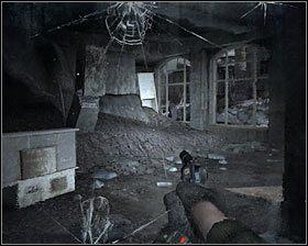 6 - Dead City 1* (2) - Opis przejścia - Rozdział 2 - Metro 2033 - poradnik do gry