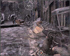 7 - Dead City 1* (2) - Opis przejścia - Rozdział 2 - Metro 2033 - poradnik do gry