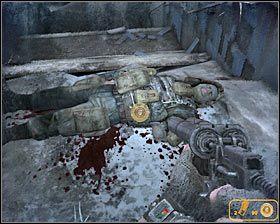 13 - Dead City 1* (2) - Opis przejścia - Rozdział 2 - Metro 2033 - poradnik do gry