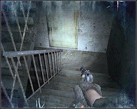 Musisz teraz powrócić do miejsca, w którym rozbroiłeś pierwszą pułapkę - Dead City 1* (2) - Opis przejścia - Rozdział 2 - Metro 2033 - poradnik do gry