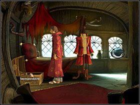 2 - Wyspa (1) - Opis przejścia - Simon the Sorcerer 5: Kto nawiąże kontakt? - poradnik do gry
