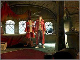 4 - Wyspa (1) - Opis przejścia - Simon the Sorcerer 5: Kto nawiąże kontakt? - poradnik do gry