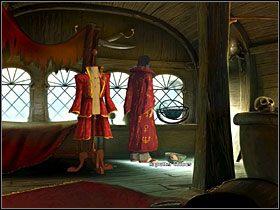 5 - Wyspa (1) - Opis przejścia - Simon the Sorcerer 5: Kto nawiąże kontakt? - poradnik do gry