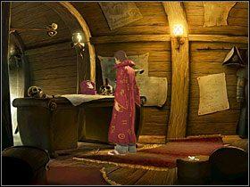 6 - Wyspa (1) - Opis przejścia - Simon the Sorcerer 5: Kto nawiąże kontakt? - poradnik do gry
