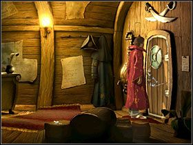 7 - Wyspa (1) - Opis przejścia - Simon the Sorcerer 5: Kto nawiąże kontakt? - poradnik do gry