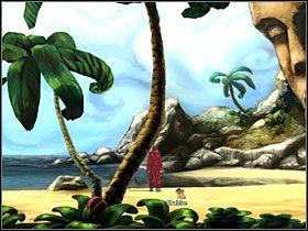 10 - Wyspa (1) - Opis przejścia - Simon the Sorcerer 5: Kto nawiąże kontakt? - poradnik do gry