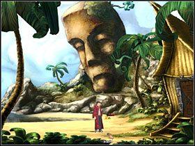 11 - Wyspa (1) - Opis przejścia - Simon the Sorcerer 5: Kto nawiąże kontakt? - poradnik do gry