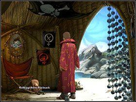 12 - Wyspa (1) - Opis przejścia - Simon the Sorcerer 5: Kto nawiąże kontakt? - poradnik do gry
